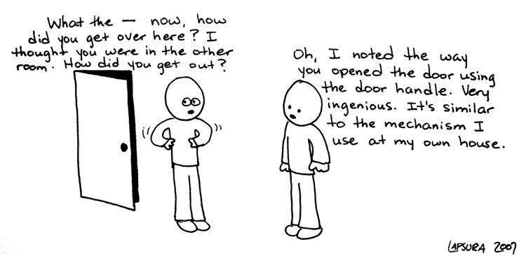 Car Door Handle Mechanism